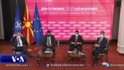 100 ditët e qeverisë Zaev