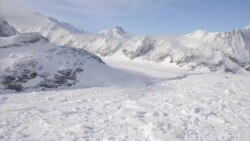 Meltwater Lakes in Antarctica Sign of Trouble