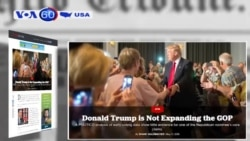 Ông Trump đưa ra tuyên bố không chính xác về lượt cử tri (VOA60)
