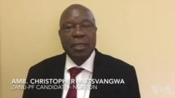 Meet Ambassador Christopher Mutsvangwa, Zanu-PF Candidate, Norton