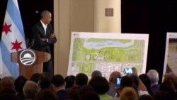 Predsjednička knjižnica Baracka Obame bit će u Chicagu