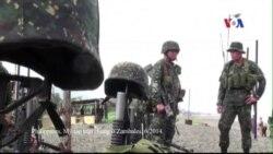 Mỹ, Philippines mở rộng quy mô tập trận ở Biển Đông