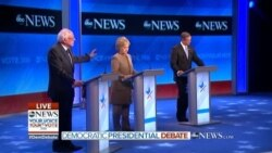 Democratic Presidential Candidates Debate Syria Strategy