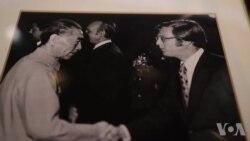 洛德大使回忆驻华密辛:布什六四前后对中国太软弱