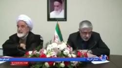 دولت روحانی می گوید درباره رفع حصر موسوی و کروبی «اختیاری» ندارد