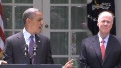 VOA连线: 奥习会前 白宫宣布国安顾问换人