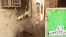 VOA Reporter Tours Devastated Peshawar School