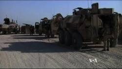 Fears Russia-NATO Tensions Could Disrupt Afghan Withdrawal