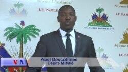 Ayiti-Eleksyon: Depite Abel Descollines mande pou Lapolis Koumanse Pran Pozisyon nan Depatman Sant Peyi D Ayiti