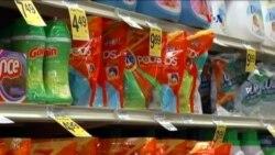 Cartuchos de detergentes