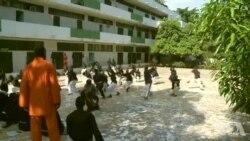 Le kung-fu devient populaire à Bamako