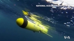 Robotic Marine Vehicles Explore Celtic Sea