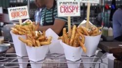 Nyu Yorkun ən böyük yemək festivalı