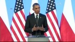 Обама у Європі говорить про нові санкції щодо Росії