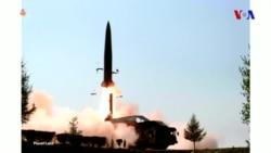 Donald Tramp: Şimali Koreyanın raket sınağı məni narahat etmir
