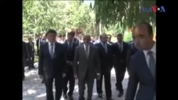 پاکستان، افغانستان اور تاجکستان کا سہ فریقی اجلاس