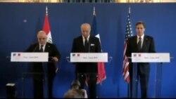 عراق و ائتلاف بین المللی استراتژی مبارزه با داعش را بررسی می کنند