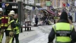 İsveç'te Kamyonlu Saldırı: 4 Ölü 15 Yaralı