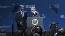 Obama defiende su política frente al cambio climático