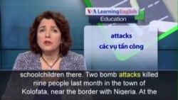 Phát âm chuẩn - Anh ngữ đặc biệt: Cameroon Schools (VOA)