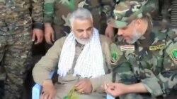 نقش قاسم سلیمانی در تحولات اخیر عراق