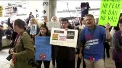 2017-09-01 美國之音視頻新聞: 美國政府就旅行禁令的訴訟案達成和解 (粵語)