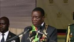 No Going Back on Land Reform Declares New Zimbabwe President