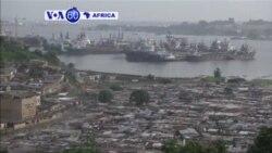 Cote d'Ivoire Yakajije Umutekano ku Byambu Bibiri
