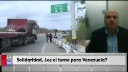 """la Embajadora del Gobierno Interino de Venezuela en Brasil, María Teresa Belandria, señaló que """"el caso de Brasil es diferente"""""""