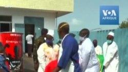 Les Guinéens endeuillés rendent un ultime hommage à Mory Kanté