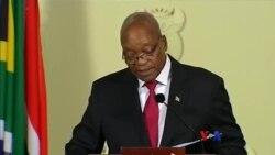 သမၼတေဟာင္း Jacob Zuma နဲ႔ ေတာင္အာဖရိက အေျပာင္းအလဲ