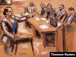 جلسات دادگاه