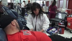 Las Vegas Residents Across Ethnicities Stand Together to Donate Blood