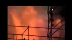 台灣新北市發生粉塵爆炸 500多人受傷