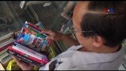 Tiệm sách miễn phí giữa Sài Gòn