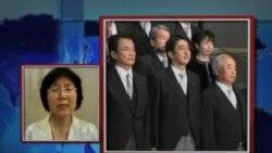 VOA连线: 日本参议院选举与中日关系