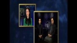 مناظره تلویزیون آشنا با ستاد های انتخاباتی عبدالله و ارسلا