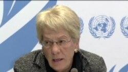 聯合國官員﹕國際刑事法庭應調查敘利亞戰爭罪行