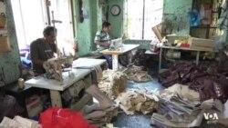 করোনার আবহে লকডাউনে বিপর্যস্ত কলকাতার ক্ষুদ্র শিল্প
