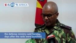 VOA60 Afrikaa - Dozens Killed as Mozambique Attack Survivors Evacuated