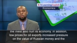 Western Restrictions Could Cut 9 Percent From Russia's Economy