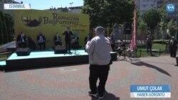 İstanbul'da 65 Yaş ve Üstü Bayramı Kutladı