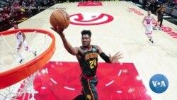 Bruno Fernando faz história como primeiro angolano na NBA