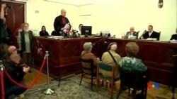 2014-05-14 美國之音視頻新聞: 前匈牙利共黨高官被判戰爭罪名成立