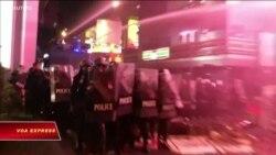 Thái Lan: Biểu tình tiếp diễn bất chấp lệnh cấm tụ tập