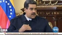 Venezuela: Maduro déterminé plus que jamais