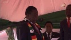 Mnangagwa Officially Zimbabwe President Following Delayed Inauguration