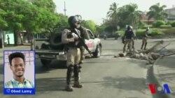 Des violences en Haïti