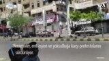 Yemen'de Hayat Pahalılığı Halkı Sokağa Döktü