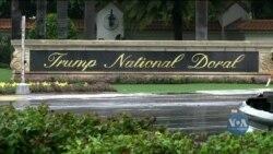 Дональд Трамп передумав проводити саміт G7 у своєму гольф-клубі у Флориді. Відео